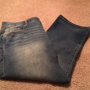 Faded Glory Jeans Size 18W